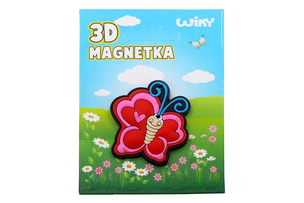 Magnet W010925 motýľ