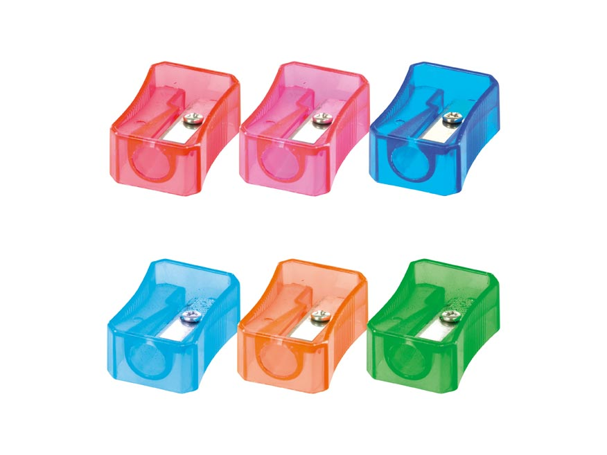 Strúhadlo plast mix farieb