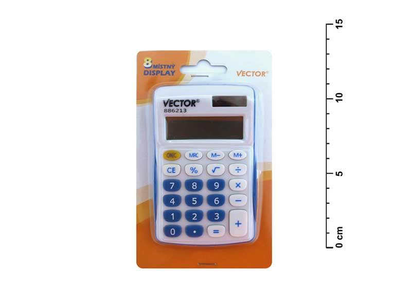 Kalkulačka 886213 duálne napájanie