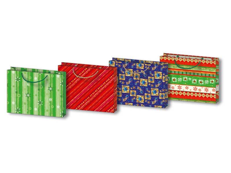 Taška MFP vianočná T 8 mixV 3  380x290x100