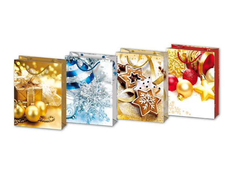 taška vianočná T 5 mixV17  260x340x140 5250869