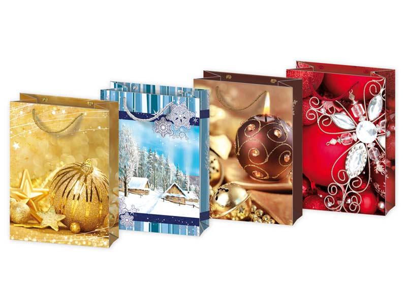 taška vianočná T 5 mixV19  260x340x140 5250915