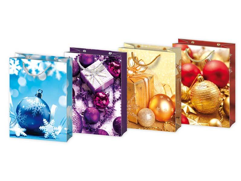 taška vianočná T 5 mixV20  260x340x140 5250916