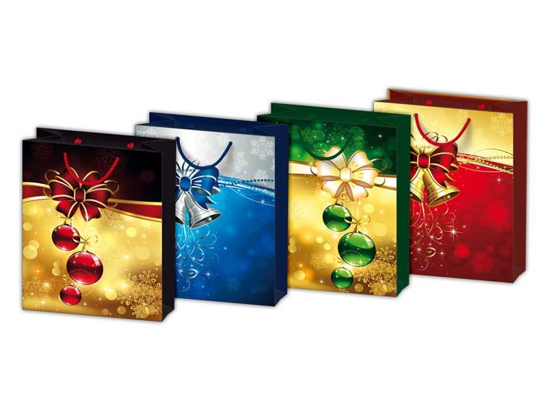 taška vianočná T10 mixV12  330x450x140 5250973