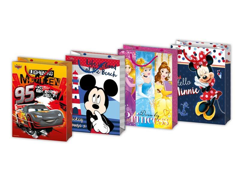 Taška MFP darčeková M Disney mix 4 (190x250x90)