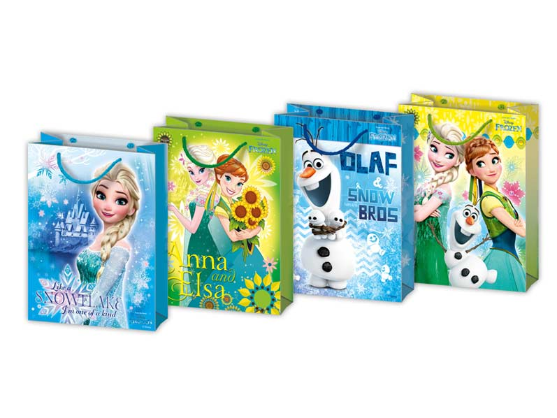 taška darčeková L Disney mix 5 (260x340x140) 5250984