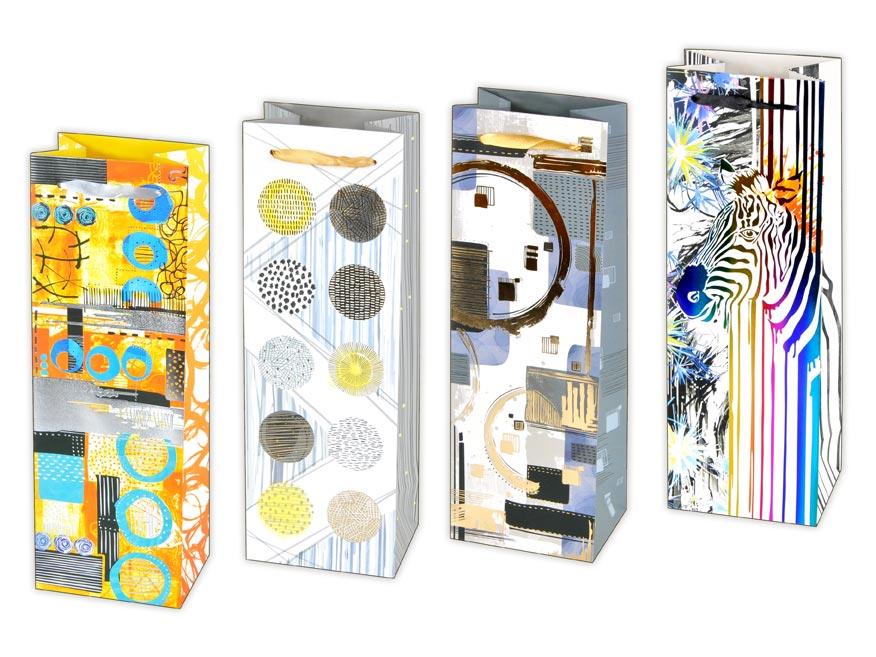 taška darčeková T  12 LUX mix č.2 120x350x90 5251033