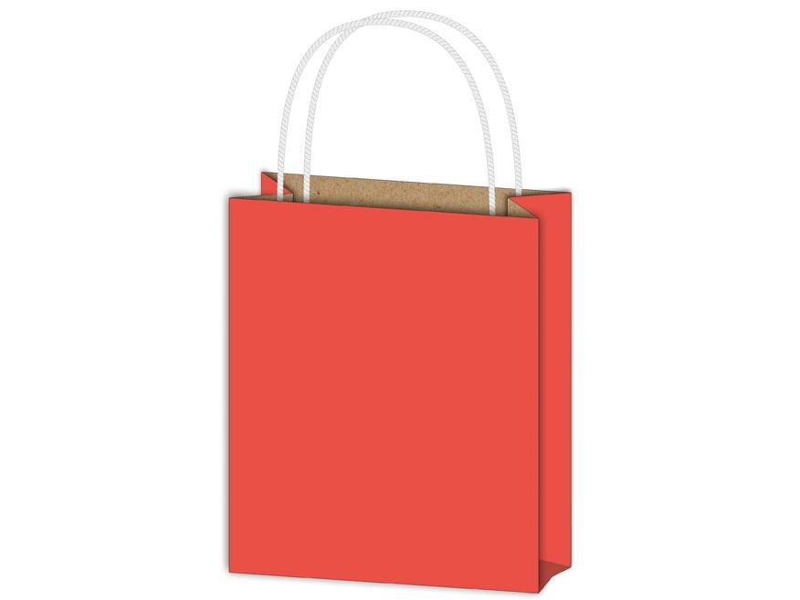 taška darčeková T4 kraft 180x230x100 hnedá 5251083