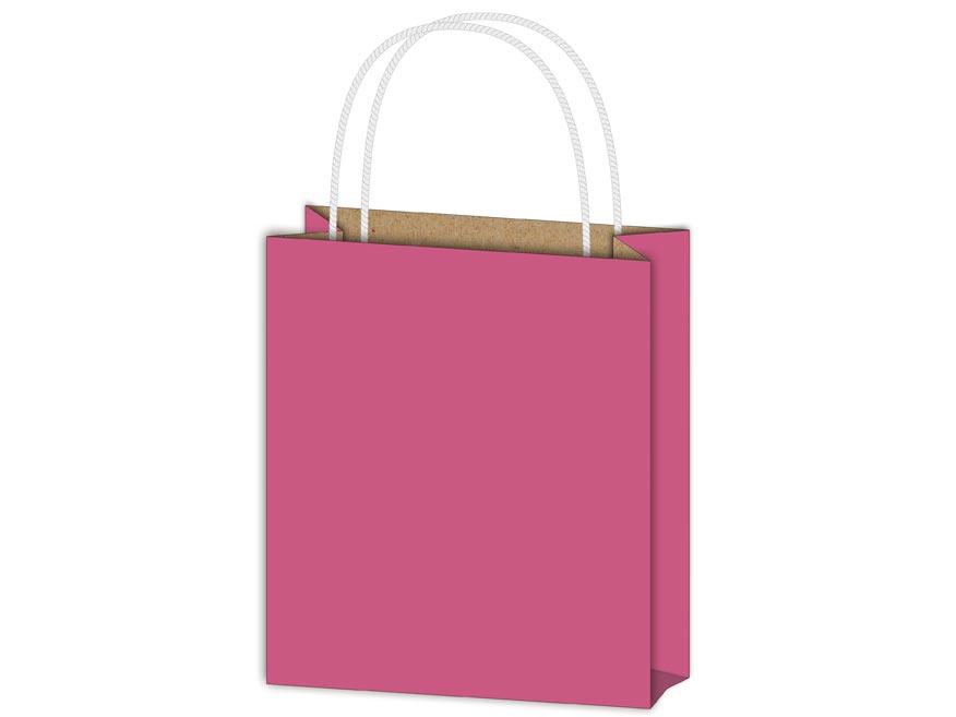 taška darčeková T5 kraft 260x320x100 fialová 5251086