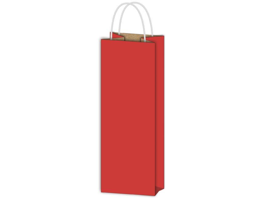 Taška MFP darčeková T12 kraft 120x360x90 červená