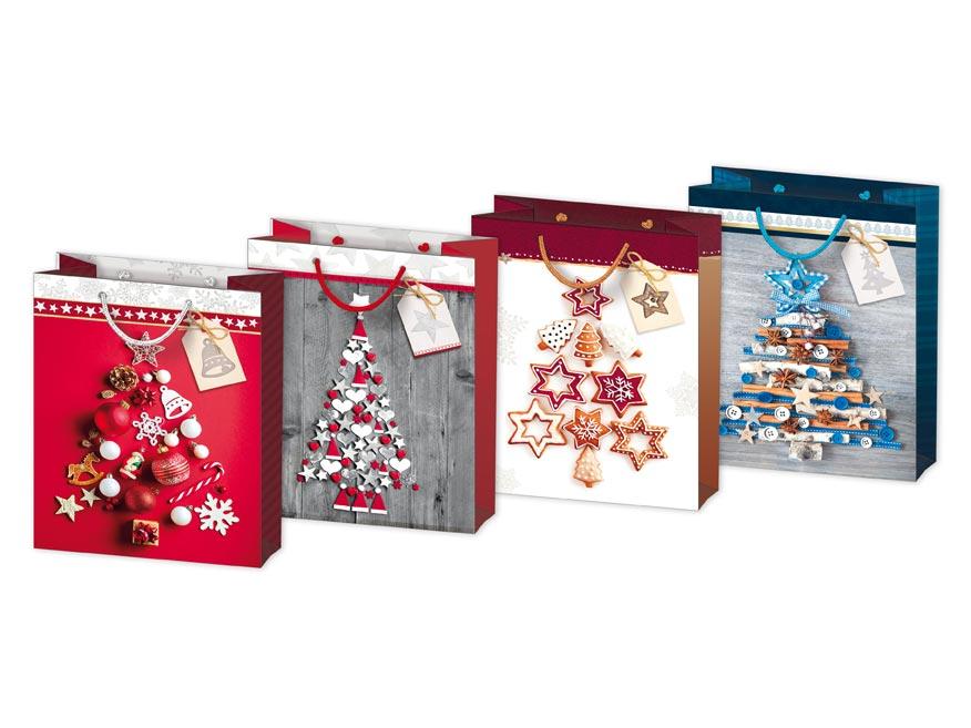 taška vianočná T 5 mix V29 260x340x140 5251133