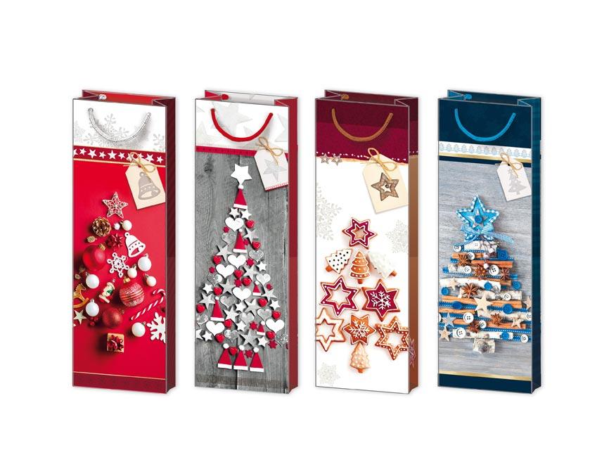 taška vianočná T12 mix V19  125x365x90 5251137