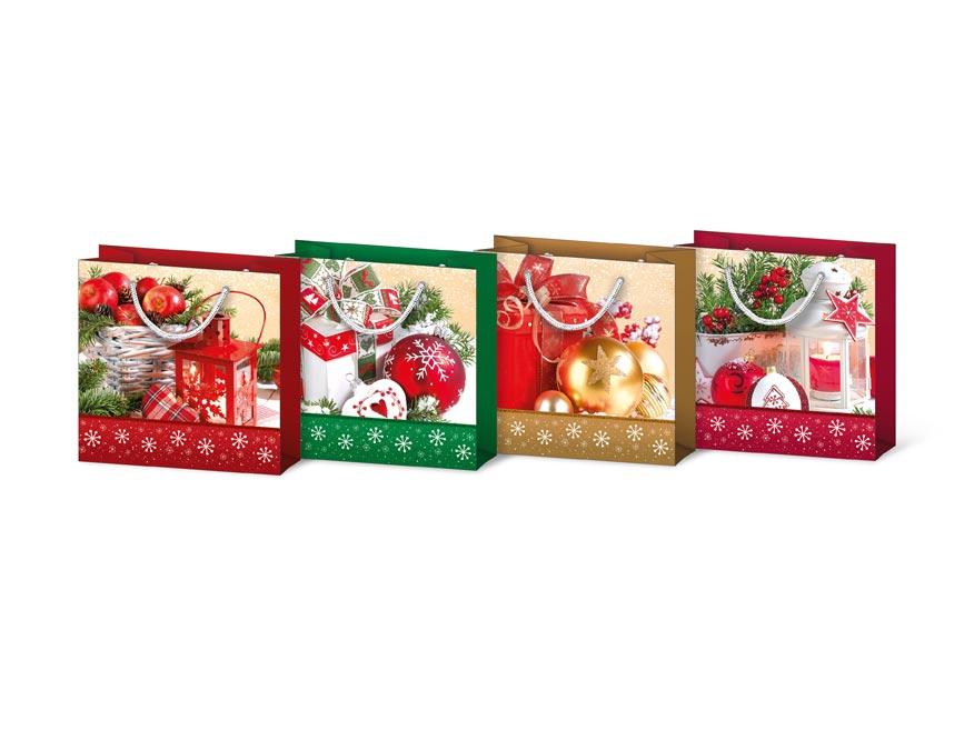 Taška MFP vianočná T 0 mix 1 90x90x40