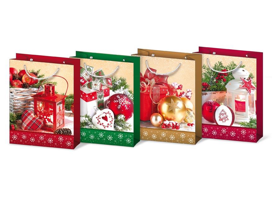 Taška MFP vianočná T 5 mix V30 260x340x140