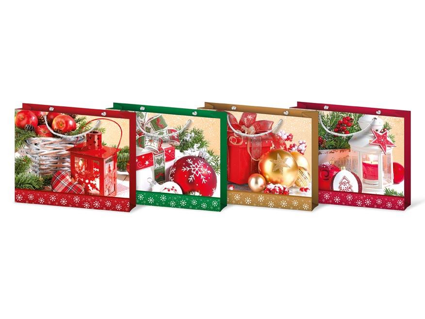 Taška MFP vianočná T 8 mix V12 325x265x135
