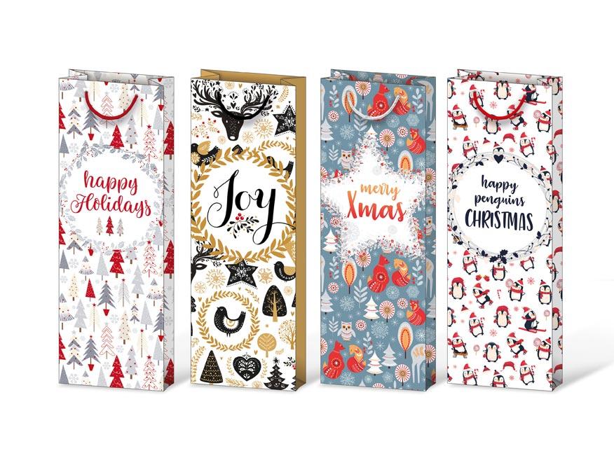 taška vianočná T12 mix V21  125x365x90 5251190