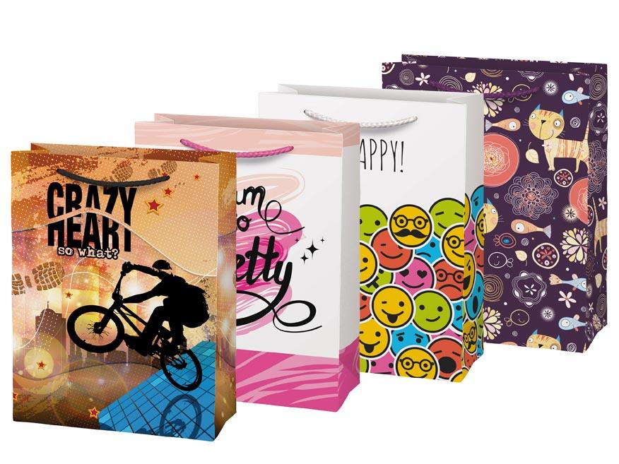 taška darčeková T 4 mix č.63 190x250x90 5251212