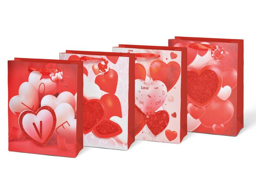 taška darčeková  T 5 mix č.78 260x320x100 5251282