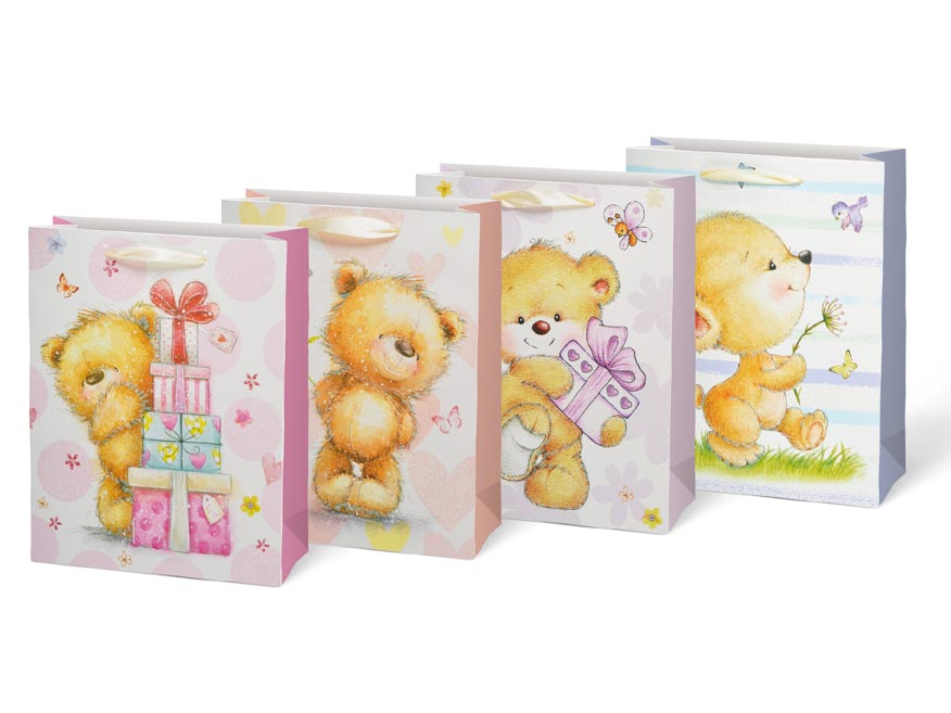 taška darčeková  T 4 mix č.68 180x230x100 5251285