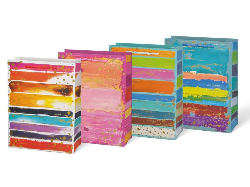 taška darčeková  M LUX mix č.43 (180x230x80) 5251287
