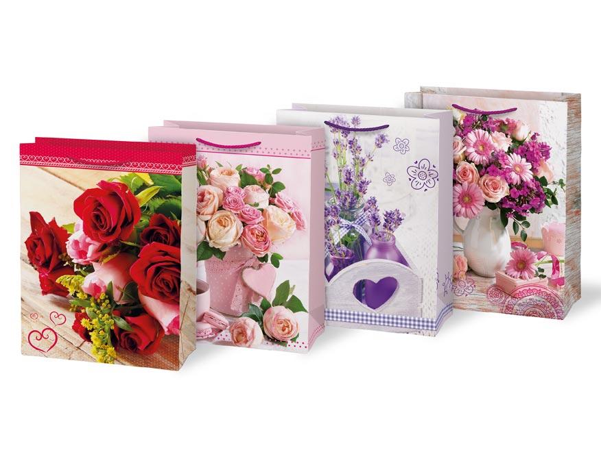 taška darčeková T 5 mix č.80 260x340x140 5251296