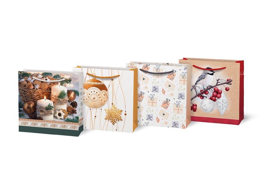 taška vianočná T 2 mix V13 170x170x60 5251304