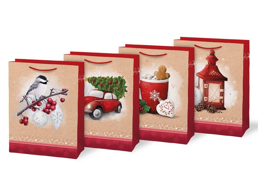 taška vianočná T 5 mix V35 260x340x140 5251308