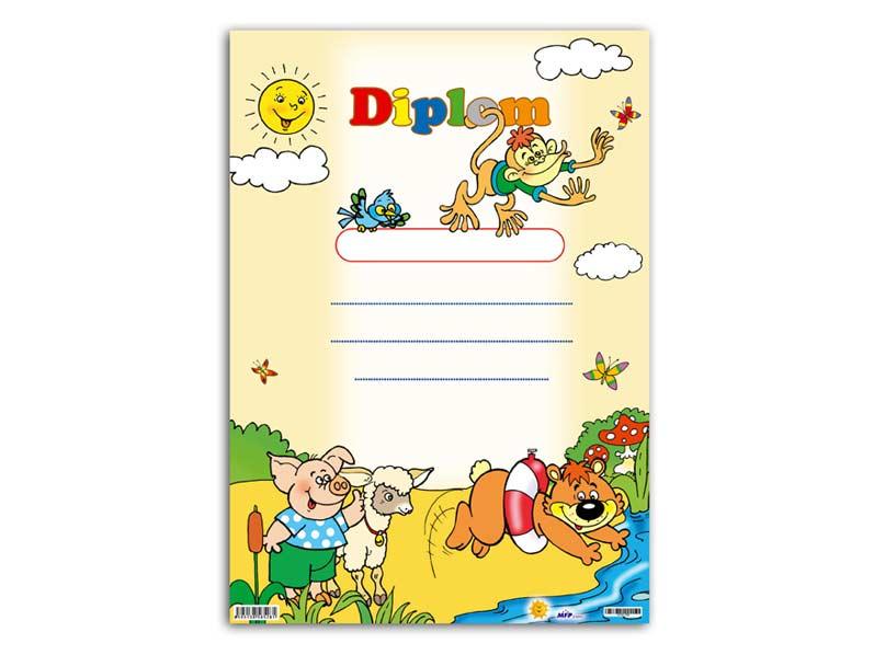 diplom detský A4 DIP04-002 5300441