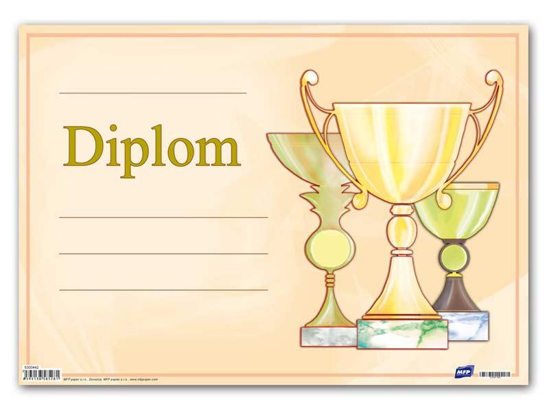 Diplom detský A4 MFP DIP04-003