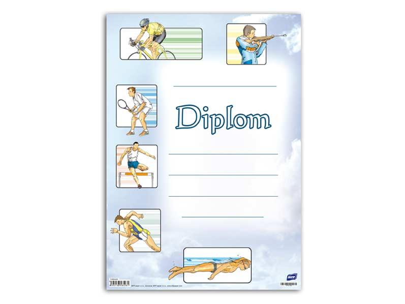 Diplom detský A4 MFP DIP04-006