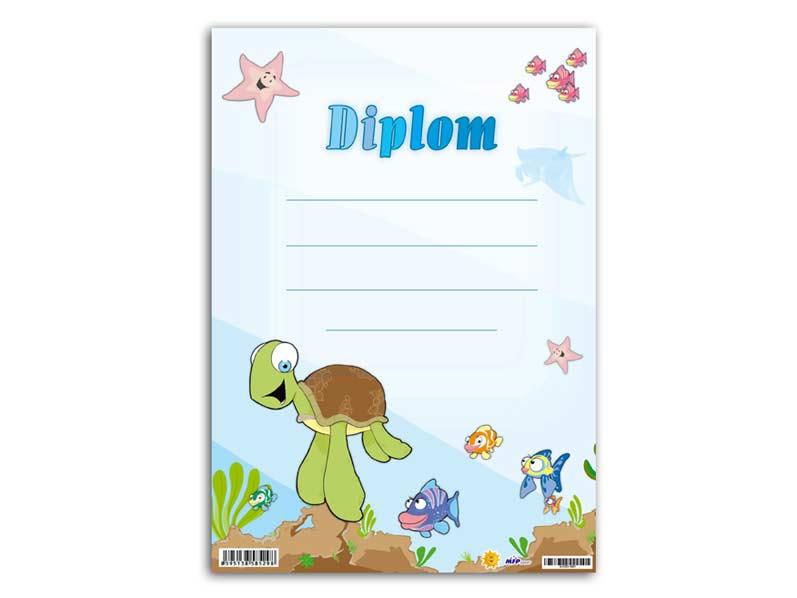 Diplom detský A5 MFP DIP05-001