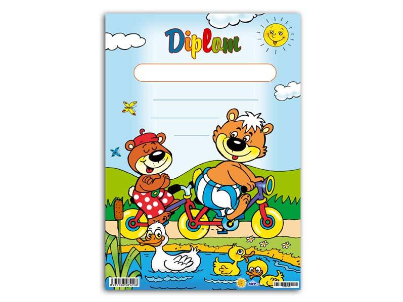Diplom detský A5 MFP DIP05-002