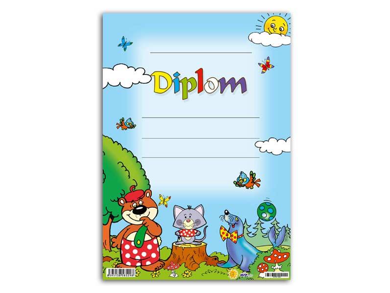 Diplom detský A5 MFP DIP05-003
