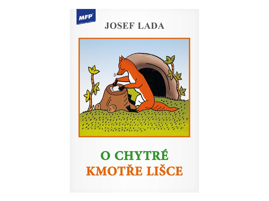 Omaľovánky MFP Lada - O chytré kmotře Lišce