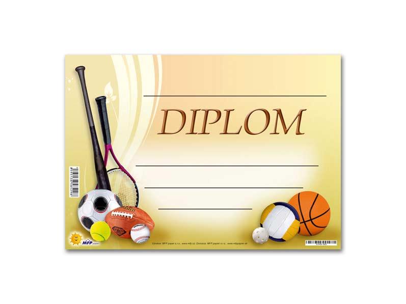 Diplom detský A5 MFP DIP05- 005