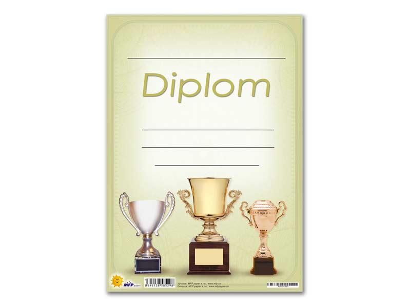 Diplom detský A5 MFP DIP05- 007