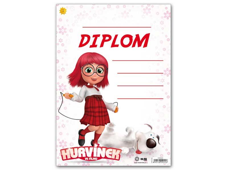 Diplom detský A4 MFP DIP04- H03