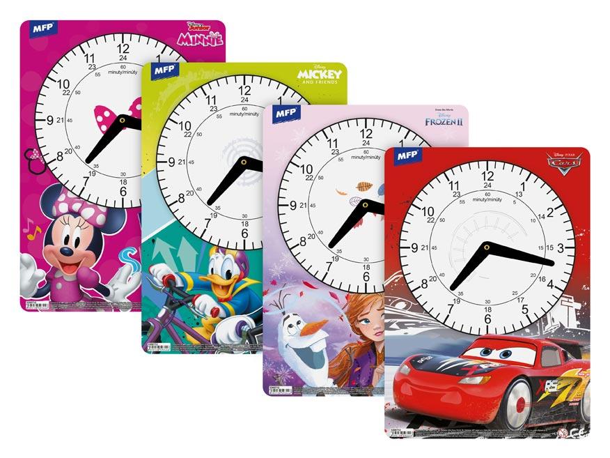 hodiny detské Disney mix 5300712