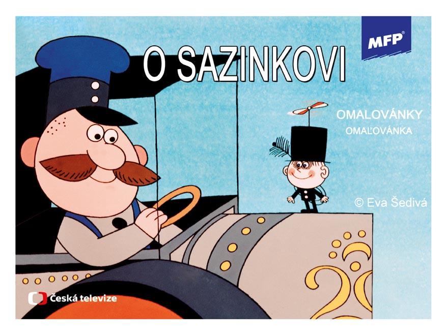 Omaľovánky MFP O Sazínkovi