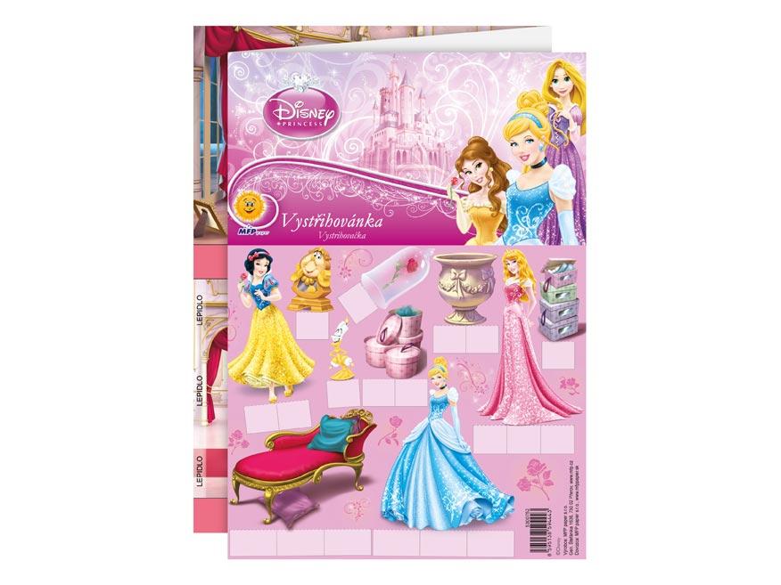 Vystrihovačky MFP Disney (Princess)