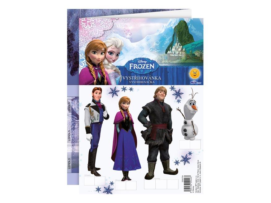 Vystrihovačky MFP Disney (Frozen)