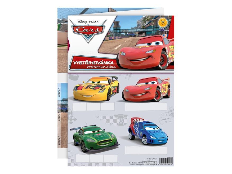 vystrihovačky Disney (Cars) 5300755