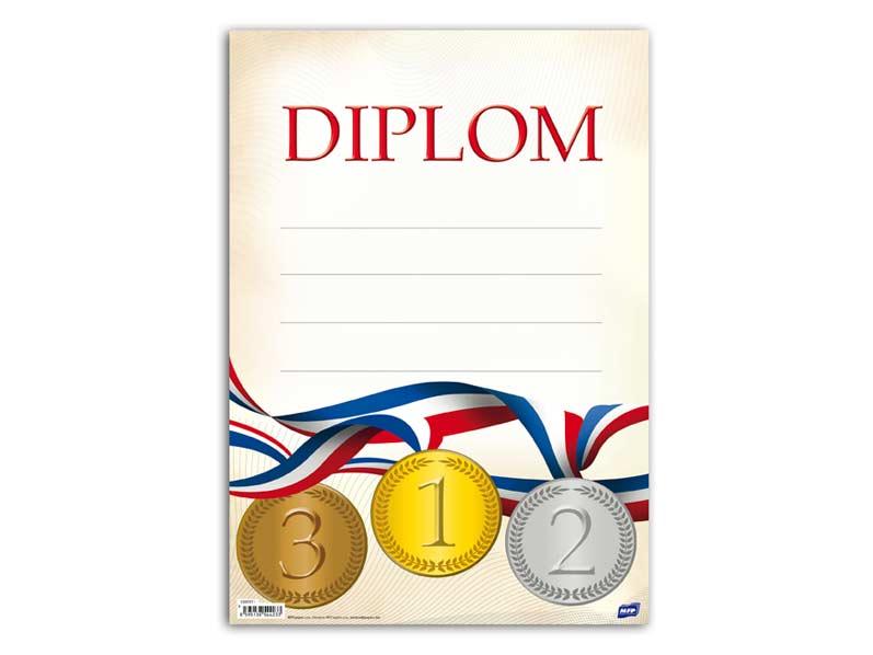 Diplom detský A4 MFP DIP04- 011