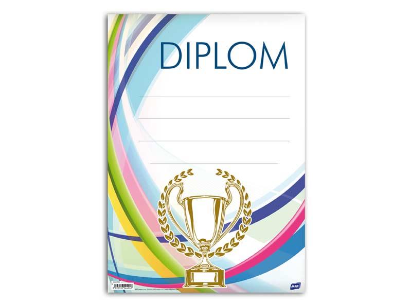 Diplom detský A4 MFP DIP04- 012