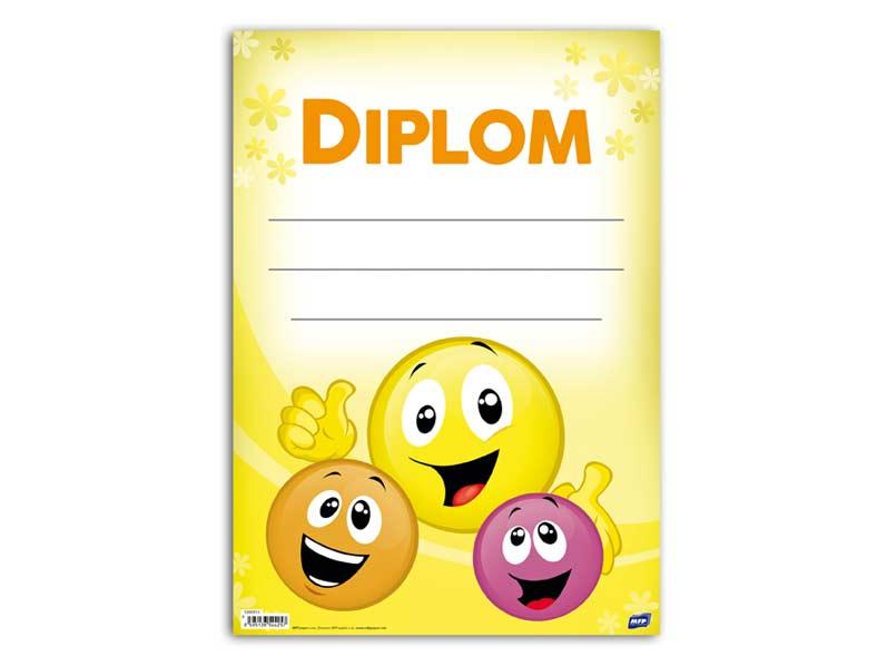 Diplom detský A4 MFP DIP04- 013