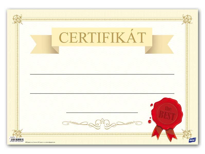 Diplom detský A4 MFP DIP04- 014