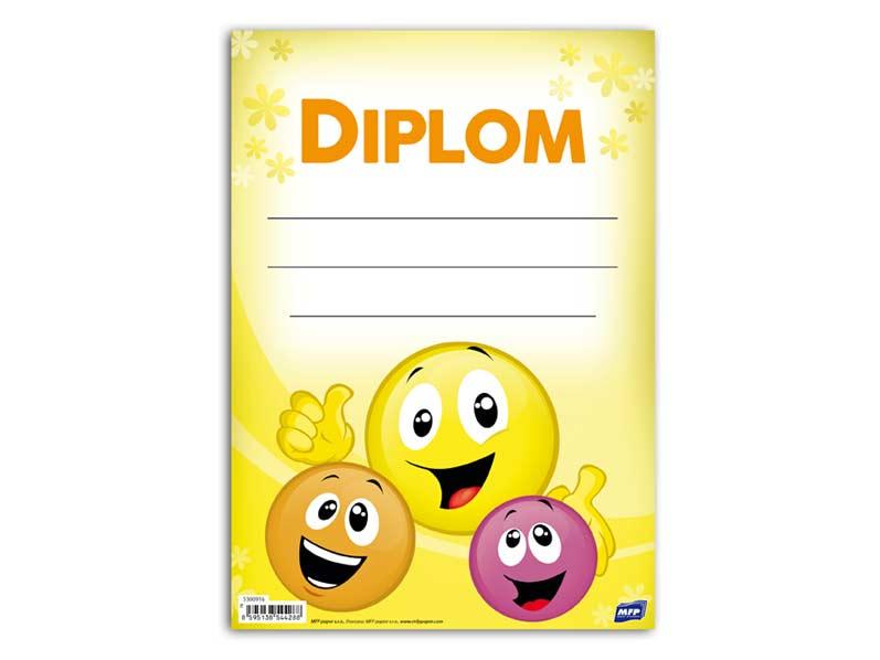 Diplom detský A5 MFP DIP05- 009