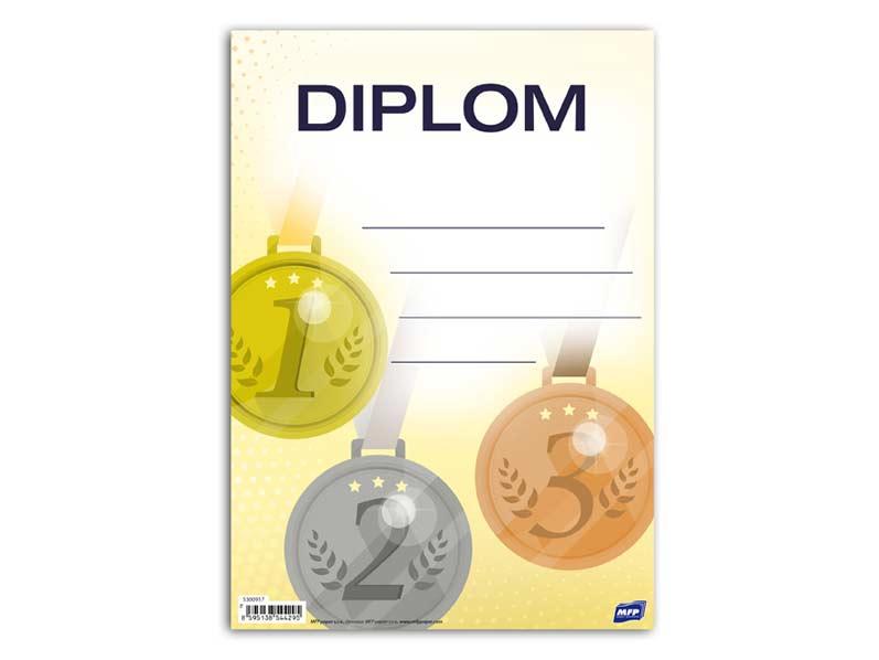 Diplom detský A5 MFP DIP05- 010