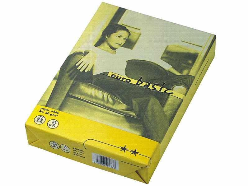 Papier xerox EURO BASIC A4 80g