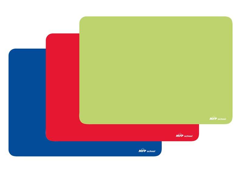 Modelovacia podložka A4 mix farieb